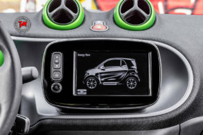 Nuova smart electric drive
