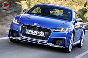Debuttano sul mercato italiano Audi RS 3 Sportback e TT RS Coupé