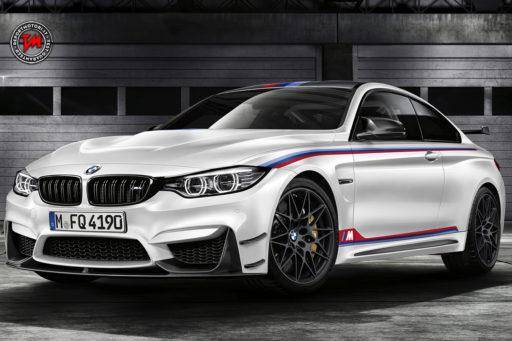 BMW M4 DTM Championship Edition