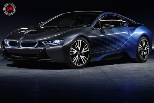 BMW i8 Garage Italia CrossFade