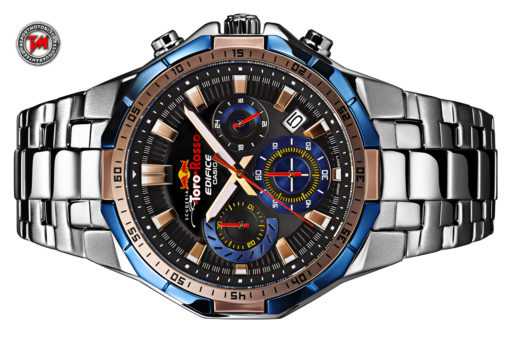 Casio Edifice Scuderia Toro Rosso Limited Edition EFR-554TR