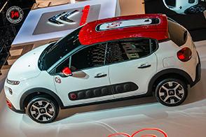 Nuova Citroen C3 Feel 3 Limited Edition – Tecnologia e CAM