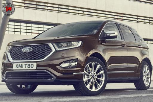 Nuova Ford Edge Vignale