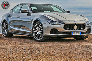 Maserati Ghibli Diesel Model Year 2017