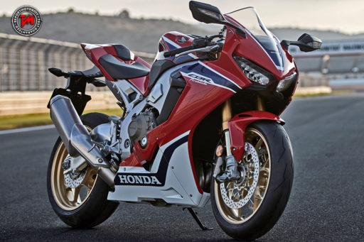Nuova Honda CBR1000RR Fireblade SP