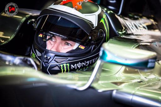 Jorge Lorenzo - Mercedes F1