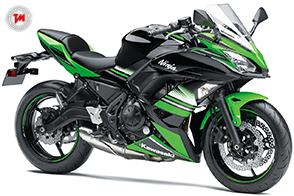 Nuova Kawasaki Ninja 650