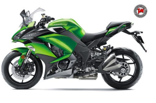 Nuova Kawasaki Z1000SX