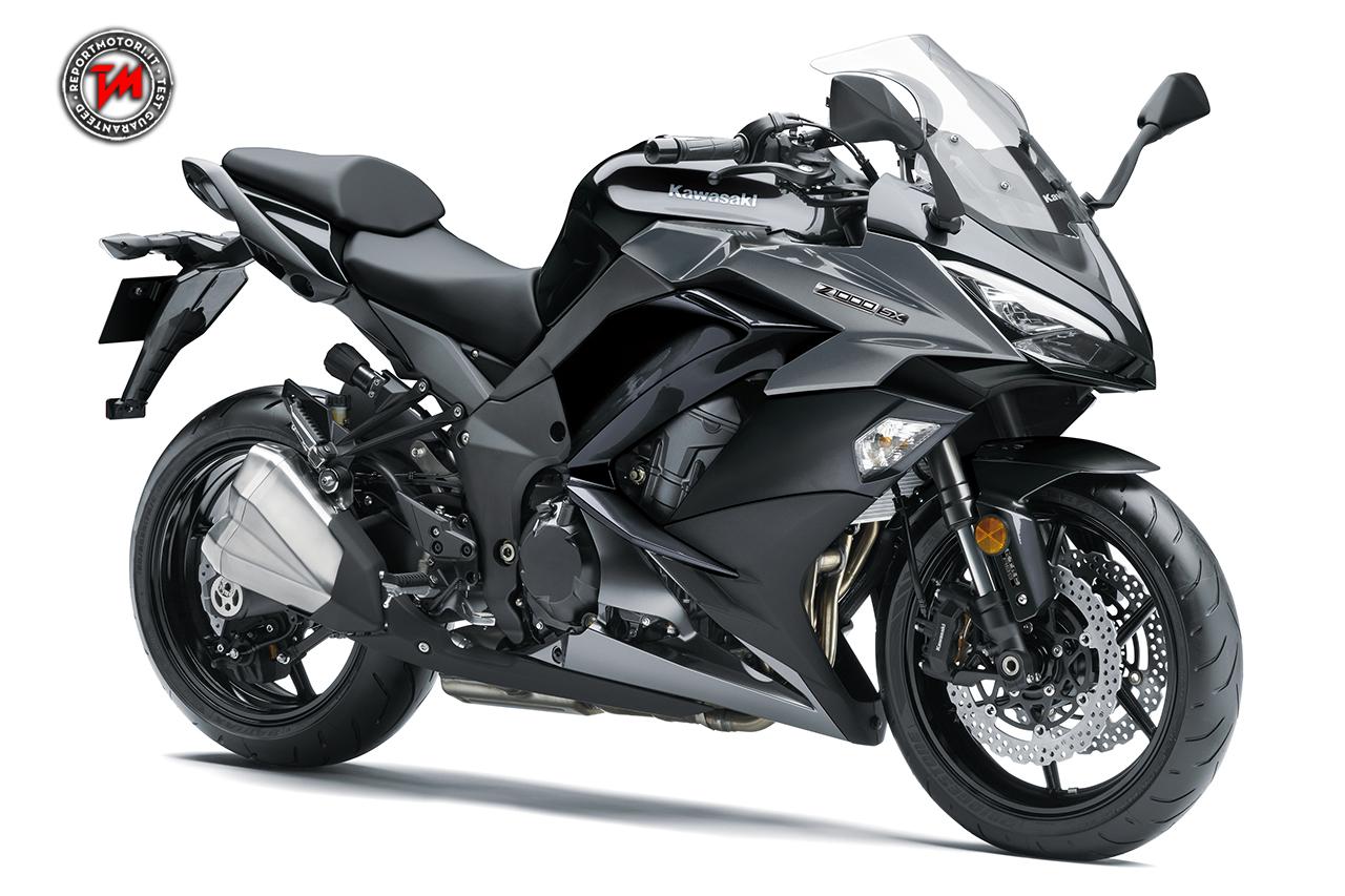 Z1000SX MY 2019 - Kawasaki Italia