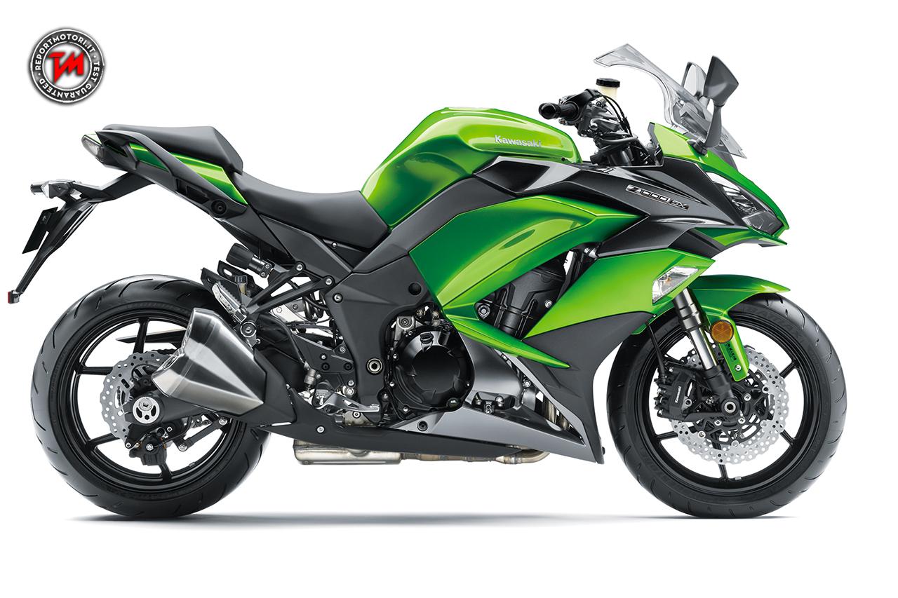Foto Kawasaki Z1000 SX 2015 Kawasaki Z1000SX 2016, la