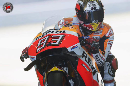 Marc Marquez Campione del Mondo MotoGP 2016