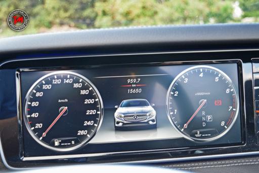 Mercedes S500 Cabrio Maximum