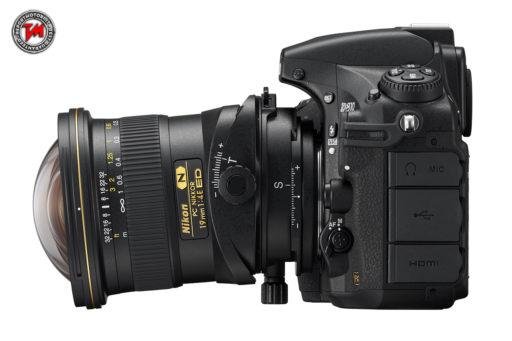 Obiettivo PC Nikkor 19mm f/4 E ED