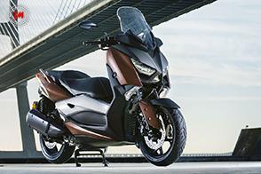 Svelati i prezzi del nuovo Yamaha X-MAX