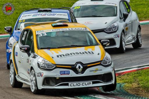 Renault Clio Cup Italia 2017