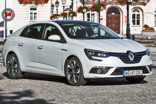 Nuova Renault Megane Grand Coupé