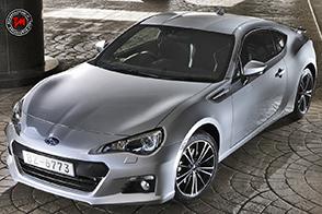 Subaru BRZ Model Year 2017
