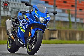 Online il nuovo sito dedicato alla Suzukiu GSX-R1000