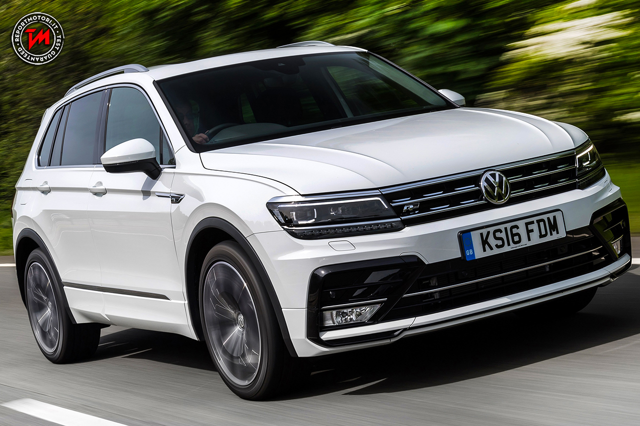 volkswagen tiguan 2 0 bitdi un turbo doppio stadio per il mercato inglese. Black Bedroom Furniture Sets. Home Design Ideas