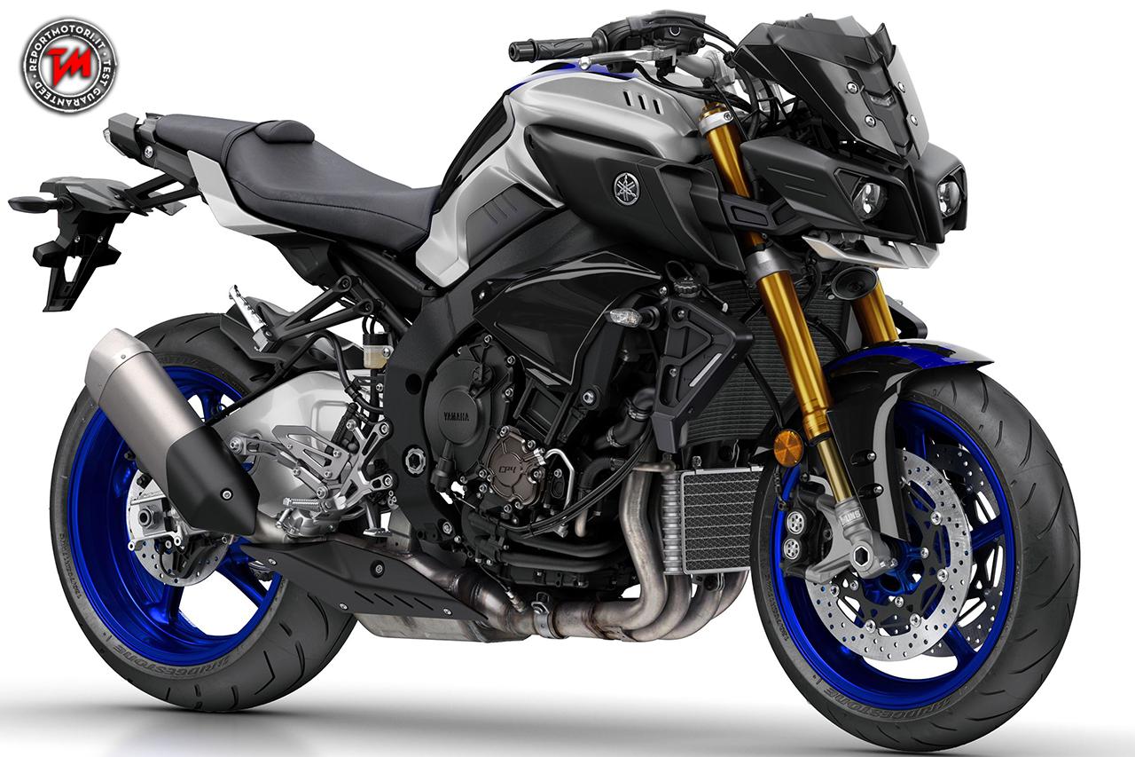 Intermot 2016: Yamaha MT-09 e MT-10SP