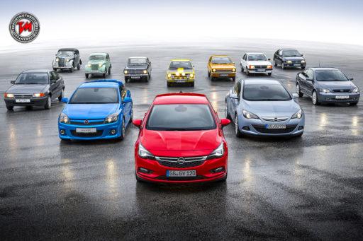 Storia Opel Kadett