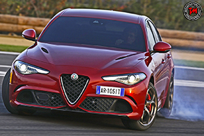 Alfa Romeo Giulia e Abarth 595 votate come Best Car 2018