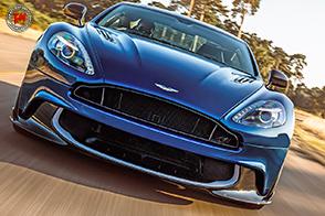 Aston Martin Vanquish S : sound, leggerezza, esclusività