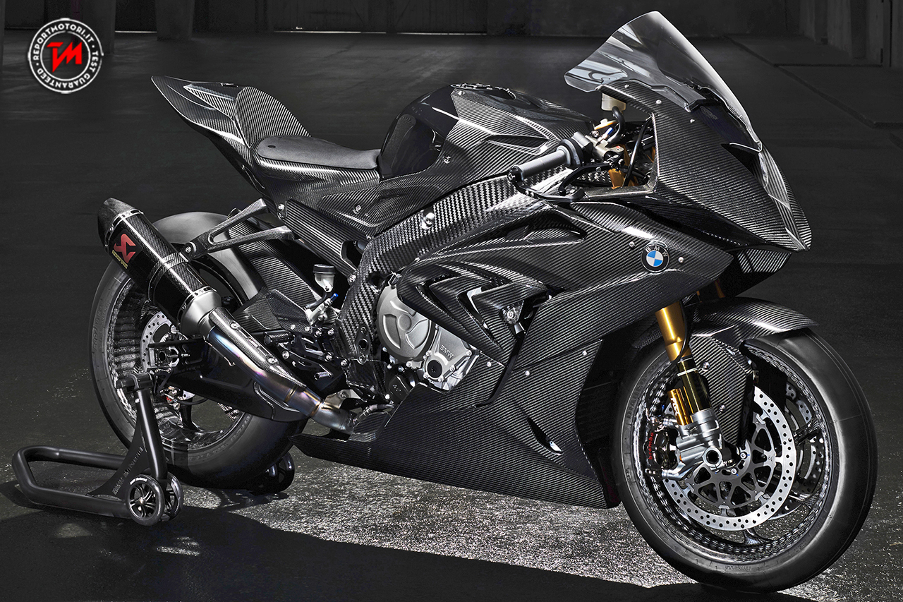 bmw hp4 race race estrema veloce ed in carbonio. Black Bedroom Furniture Sets. Home Design Ideas
