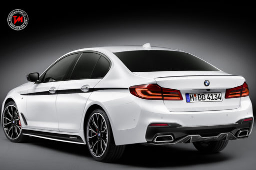 Accessori BMW M Performance