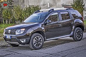 Dacia Duster GPL : operazione consumi ridotti!