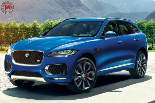 Jaguar F-Pace Women's World Car of the Year 2016