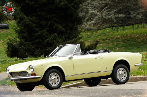 Fiat 124 Sport Spider 1966