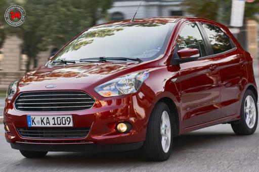 Nuova Ford Ka+