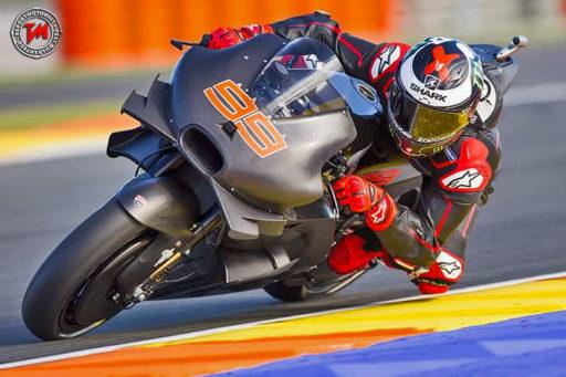 Jorge Lorenzo - Ducati Team