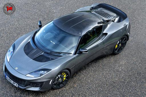 Nuova Lotus Evora Sport 410