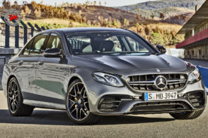 Mercedes-AMG E 63 S 4Matic +