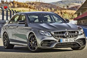 Mercedes-AMG E 63 S 4Matic +