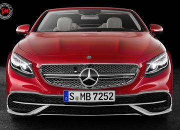Mercedes-Maybach S 650 Cabriolet : lusso sfrenato a cielo aperto