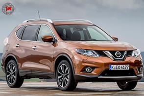 Nissan X-Trail 2.0 Diesel : un crossover tecnologico e sicuro