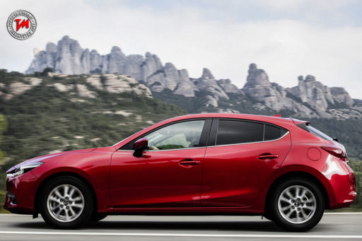 Mazda 3 Model Year 2017