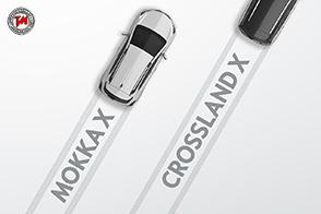 Opel Crossland X : in arrivo un crossover di tendenza