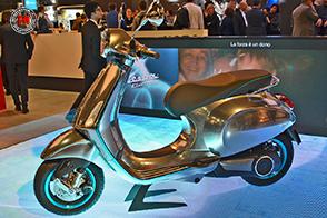 Piaggio Vespa Elettrica : il futuro della mobilità sostenibile a due ruote