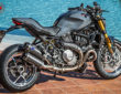Pirelli Diablo Rosso III su Ducati Monster 1200