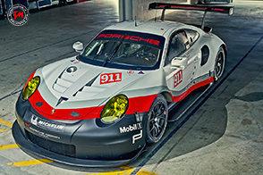 Nuova Porsche 911 RSR