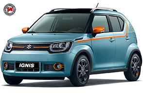 Suzuki Ignis iUnique : la Web Limited Edition