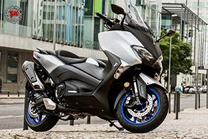 Nuovo Yamaha TMAX 2017: tre versioni per tre livelli di divertimento