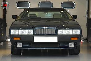 Aston Martin Lagonda 1991