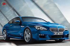 Nuova BMW Serie 6 : eleganza, lusso, stile