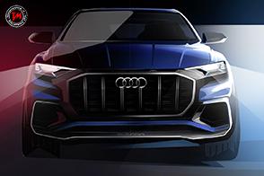 Audi Q8 Concept : il futuro maxi SUV viene svelato a Detroit