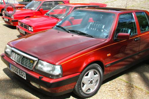 Lancia Thema Ferrari 8.32